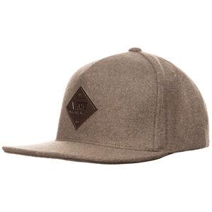 Grove Snapback Cap, graugrün, zoom bei OUTFITTER Online