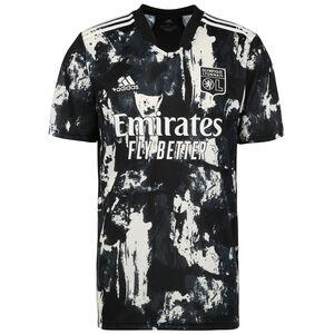 Olympique Lyon Trikot 3rd 2021/2022 Herren, schwarz / weiß, zoom bei OUTFITTER Online