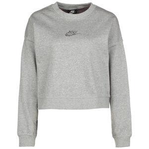 Sportswear Crew FT M2Z Sweatshirt Damen, dunkelgrau / bunt, zoom bei OUTFITTER Online