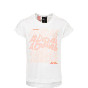 ID Graphic T-Shirt Kinder, weiß, zoom bei OUTFITTER Online