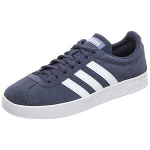 VL Court 2.0 Sneaker Damen, blau / weiß, zoom bei OUTFITTER Online