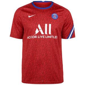 Paris St.-Germain Breathe Trainingsshirt Herren, rot / weiß, zoom bei OUTFITTER Online