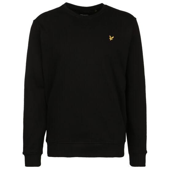 Crew Neck Sweatshirt Herren, schwarz, zoom bei OUTFITTER Online
