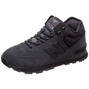 WH574 Mid Sneaker Damen, schwarz, zoom bei OUTFITTER Online