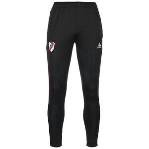 River Plate Trainingshose Herren, schwarz / rot, zoom bei OUTFITTER Online