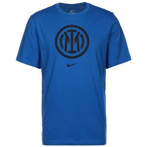 Inter Mailand Evergreen Crest T-Shirt Herren, blau, zoom bei OUTFITTER Online