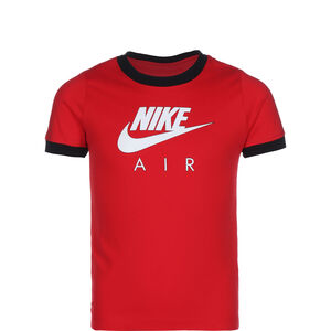 Ringer T-Shirt Kinder, rot / weiß, zoom bei OUTFITTER Online