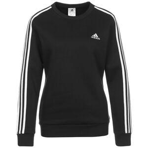 Essentials 3-Streifen Fleece, schwarz / weiß, zoom bei OUTFITTER Online