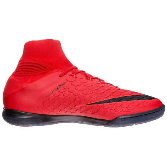 Hypervenom X Proximo II DF Indoor Fußballschuh Herren, Rot, zoom bei OUTFITTER Online