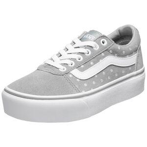 Ward Platform Sneaker Damen, grau / weiß, zoom bei OUTFITTER Online