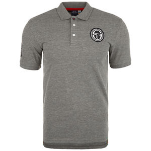 Croquis MCH Poloshirt Herren, grau / weiß, zoom bei OUTFITTER Online