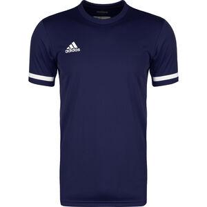 Team 19 Fußballtrikot Herren, dunkelblau / weiß, zoom bei OUTFITTER Online