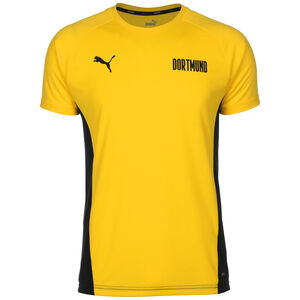 Borussia Dortmund BVB Evostripe Trainingsshirt Herren, gelb / schwarz, zoom bei OUTFITTER Online