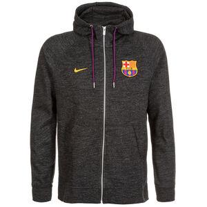 FC Barcelona Authentic Kapuzenjacke Herren, Schwarz, zoom bei OUTFITTER Online