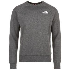 Raglan Redbox Sweatshirt Herren, dunkelgrau, zoom bei OUTFITTER Online