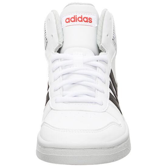 Hoops Mid 2.0 Sneaker Kinder, weiß / schwarz, zoom bei OUTFITTER Online