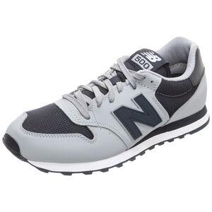 GM500-D Sneaker Herren, grau / blau, zoom bei OUTFITTER Online