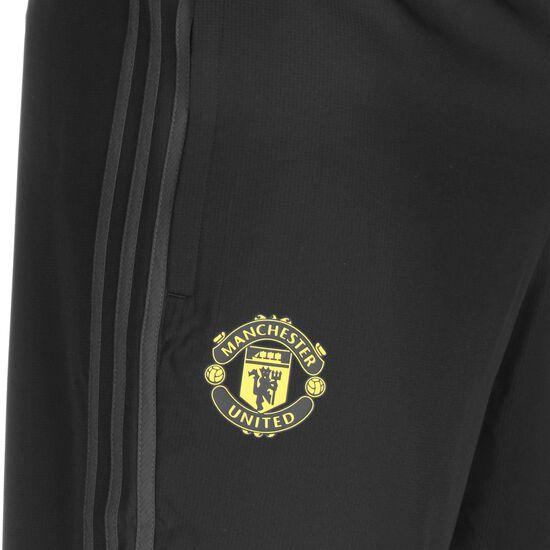 Manchester United Präsentationshose Herren, schwarz / grau, zoom bei OUTFITTER Online