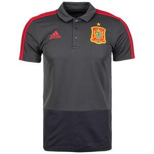 FEF Spanien Poloshirt WM 2018 Herren, Grau, zoom bei OUTFITTER Online