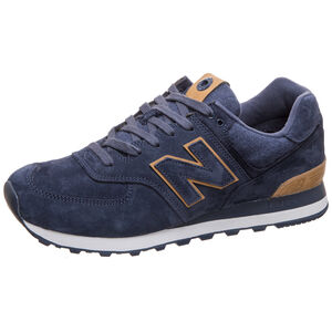WL574-D Sneaker Herren, dunkelblau, zoom bei OUTFITTER Online