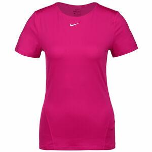 Pro All Over Mesh Trainingsshirt Damen, bordeaux / weiß, zoom bei OUTFITTER Online