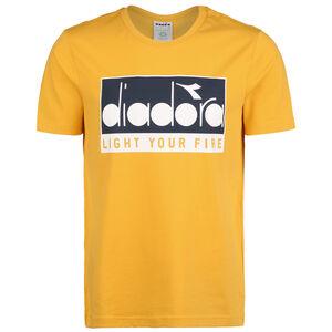 5Palle Targa T-Shirt Herren, gelb / schwarz, zoom bei OUTFITTER Online