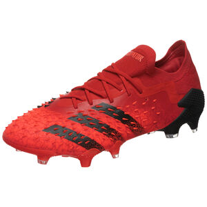 Predator Freak .1 L FG Fußballschuh Herren, rot / schwarz, zoom bei OUTFITTER Online