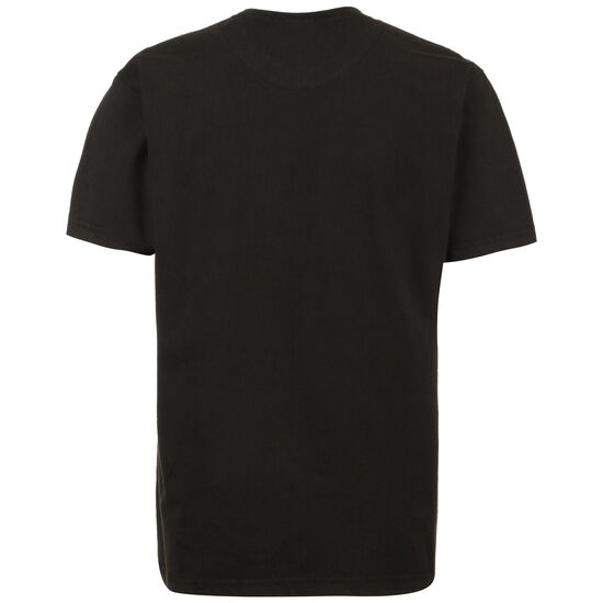 NBA Milwaukee Bucks Worn Logo T-Shirt Herren, schwarz, zoom bei OUTFITTER Online