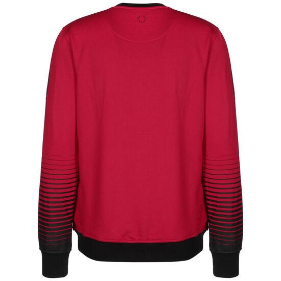 Since Day One Sweatshirt Herren, rot / schwarz, zoom bei OUTFITTER Online