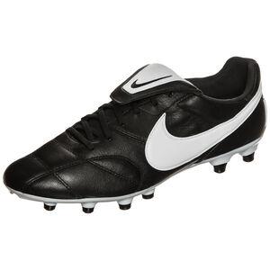 The Nike Premier II FG Fußballschuh Herren, Schwarz, zoom bei OUTFITTER Online