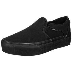 Asher Platform Sneaker Damen, schwarz / anthrazit, zoom bei OUTFITTER Online