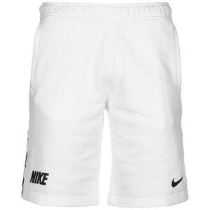 Repeat Shorts Herren, weiß / schwarz, zoom bei OUTFITTER Online