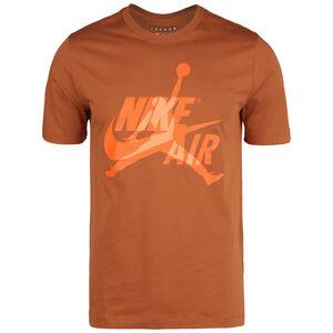 Jordan Classics Crew T-Shirt Herren, orange, zoom bei OUTFITTER Online