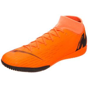 Mercurial SuperflyX VI Academy Indoor Fußballschuh Herren, Orange, zoom bei OUTFITTER Online