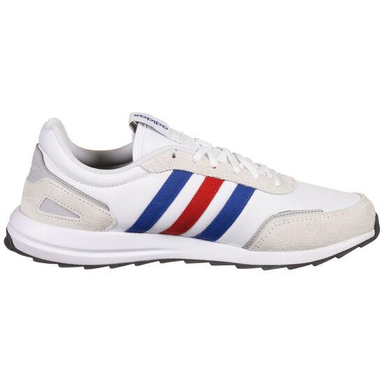Retrorunner Sneaker Herren, weiß / blau, zoom bei OUTFITTER Online