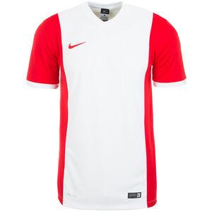 Park Derby Fußballtrikot Herren, weiß / rot, zoom bei OUTFITTER Online