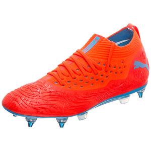 Future 19.2 Netfit Mx SG Fußballschuh Herren, rot / blau, zoom bei OUTFITTER Online