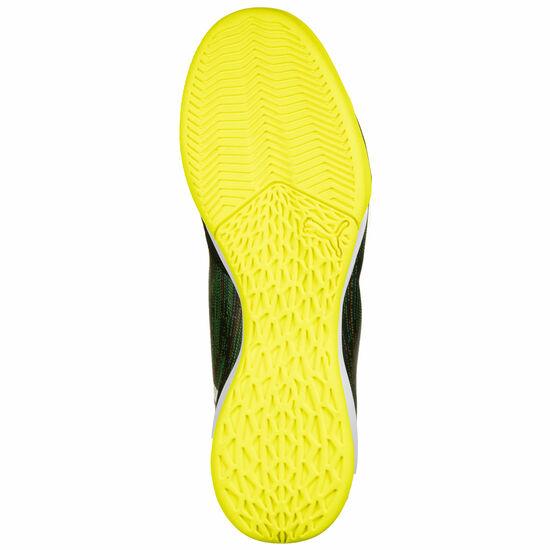 ULTRA 1.2 Pro Indoor Fußballschuh Herren, schwarz / gelb, zoom bei OUTFITTER Online