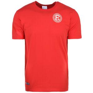 Fortuna Düsseldorf Essential Pro T-Shirt Herren, rot, zoom bei OUTFITTER Online