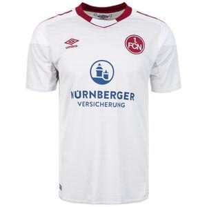 1. FC Nürnberg Trikot Away 2017/2018 Herren, Beige, zoom bei OUTFITTER Online