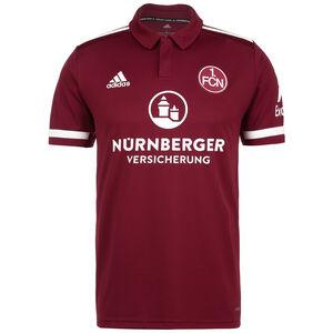 1. FC Nürnberg Trikot Home 2021/2022 Herren, dunkelrot / weiß, zoom bei OUTFITTER Online