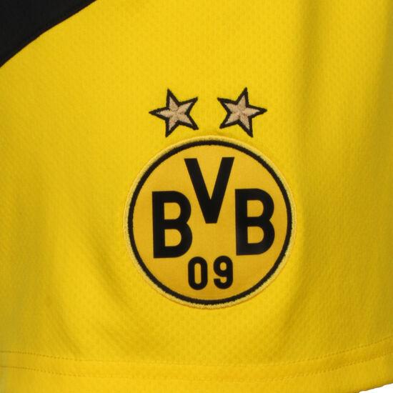 Borussia Dortmund Shorts 2020/2021 Herren, gelb / schwarz, zoom bei OUTFITTER Online