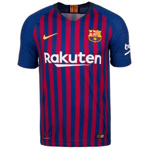 FC Barcelona Vapor Match Trikot Home 2018/2019 Herren, Blau, zoom bei OUTFITTER Online