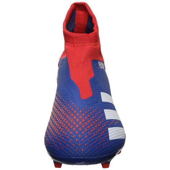 Predator 20.3 FG Fußballschuh Herren, blau / rot, zoom bei OUTFITTER Online