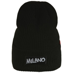 AC Mailand FtblCulture Bronx Beanie, , zoom bei OUTFITTER Online
