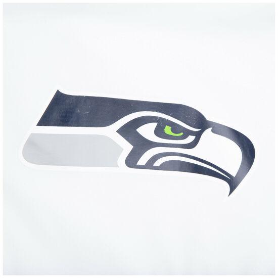 NFL Seattle Seahawks Windbreaker Herren, dunkelblau / weiß, zoom bei OUTFITTER Online