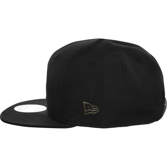 9FIFTY MLB Los Angeles Dodgers Utility Snapback Cap, schwarz / oliv, zoom bei OUTFITTER Online
