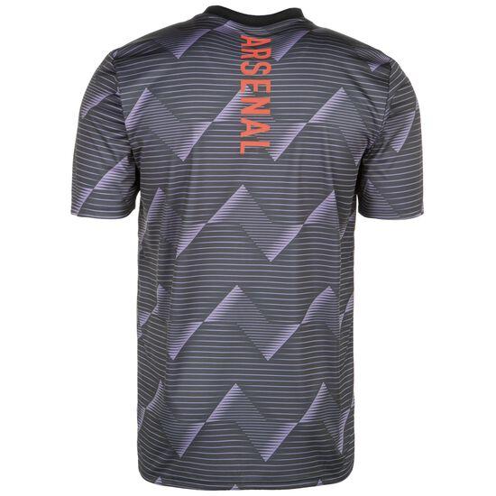 FC Arsenal Pre-Match T-Shirt Herren, lila / schwarz, zoom bei OUTFITTER Online