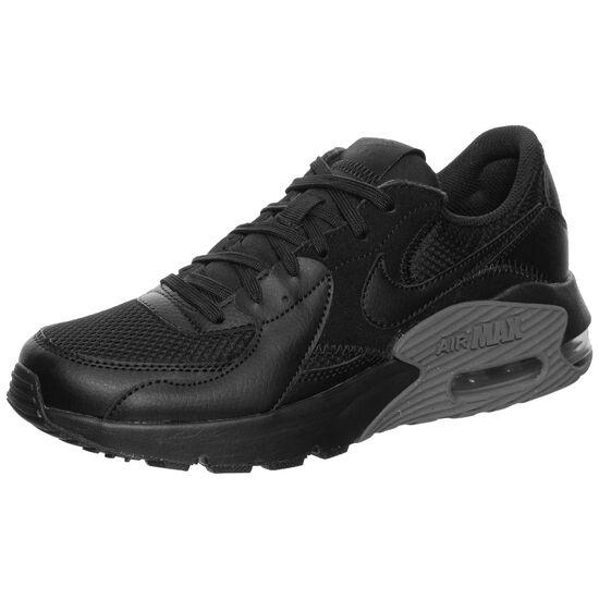 Air Max Excee Sneaker Damen, schwarz / dunkelgrau, zoom bei OUTFITTER Online