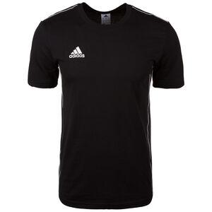 Core 18 T-Shirt Herren, schwarz / weiß, zoom bei OUTFITTER Online
